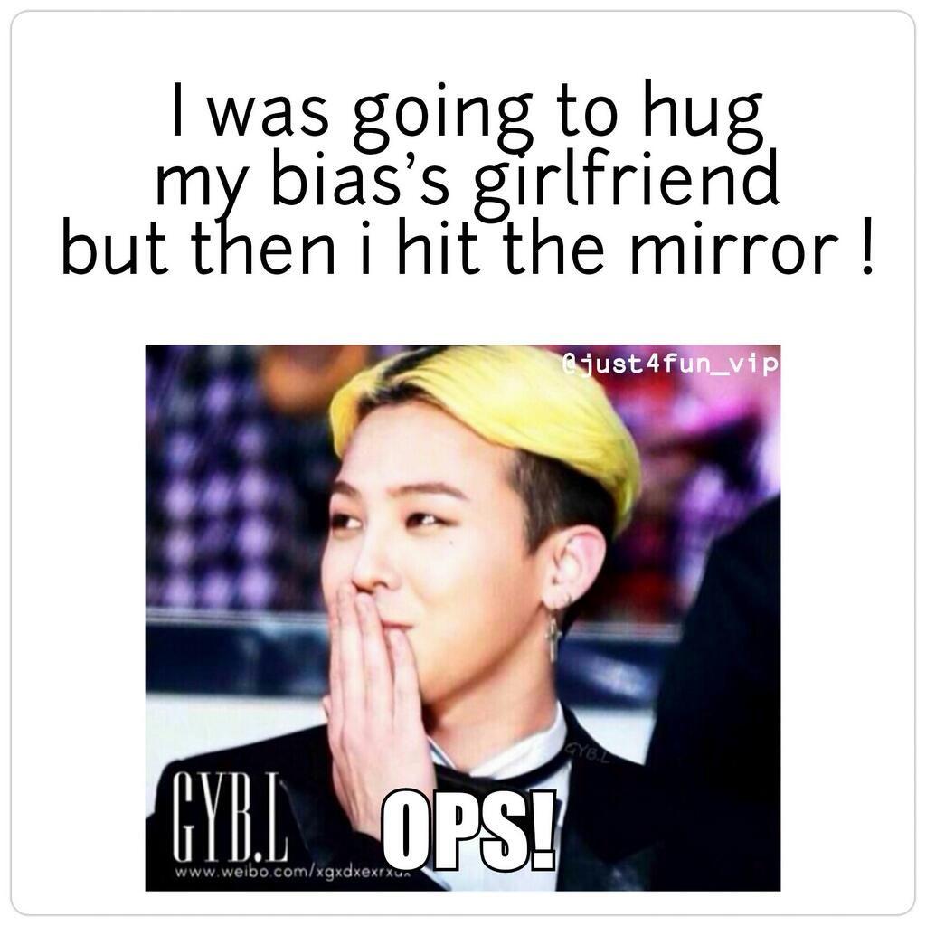 Oops Kpop Bias Kpop Memes Funny Kpop Memes Memes