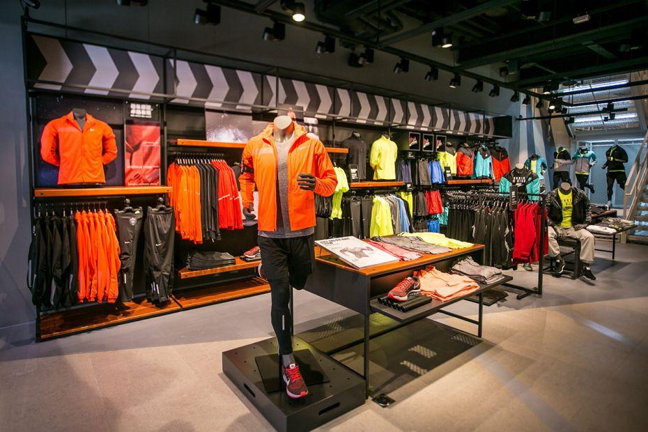 微笑逢甲 Nike 臺中旗艦店開幕 | Vitrine