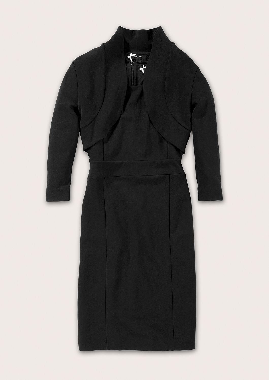 Außergewöhnlich Business Mode Damen Ideen Von Kleid Mit Bolero Jetzt Bestellen Unter: Https://mode.ladendirekt.de