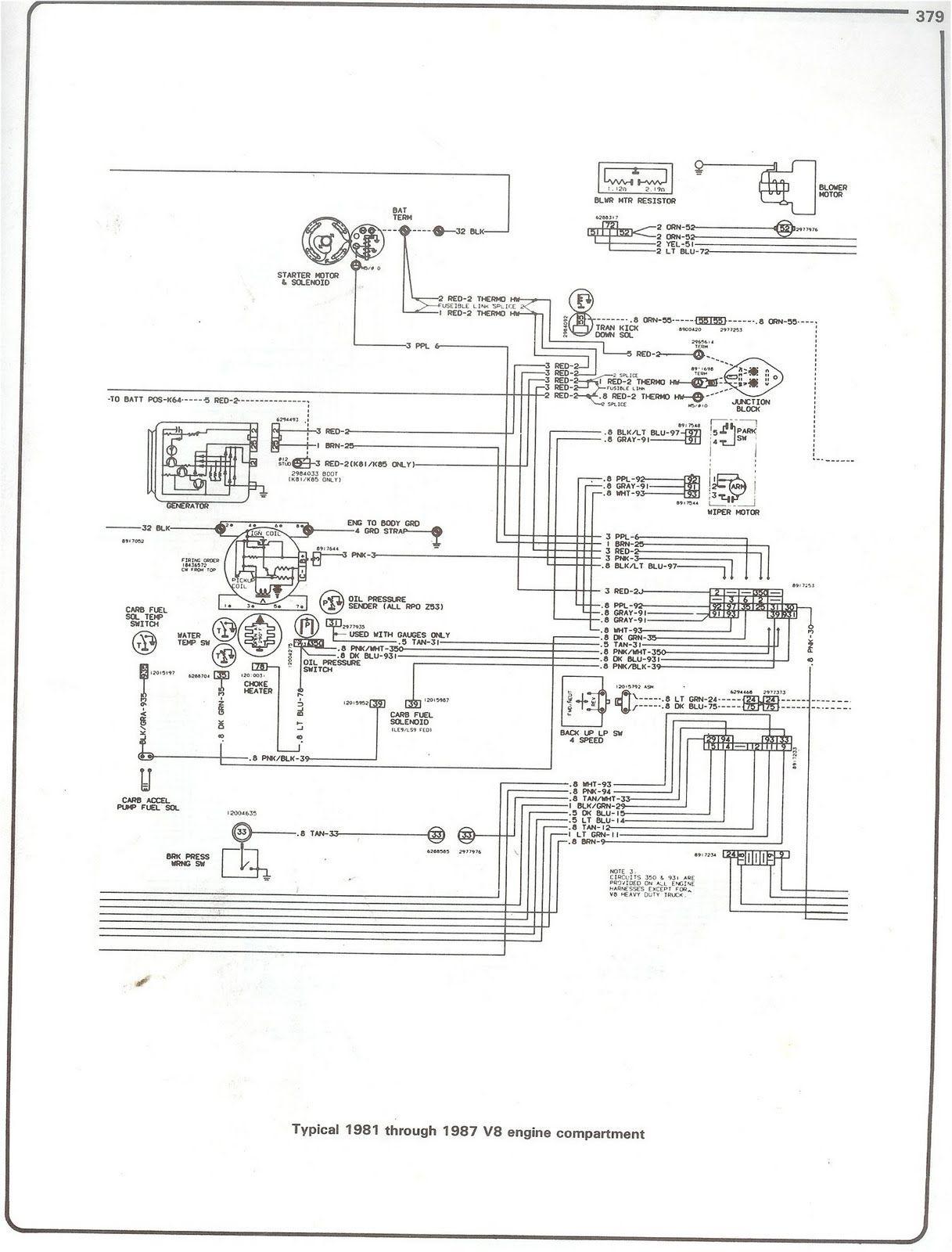 Wiring Diagram On 91 Ranger