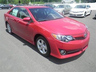 Superb 2014 Toyota Camry SE At Walters Toyota In Pikeville, KY