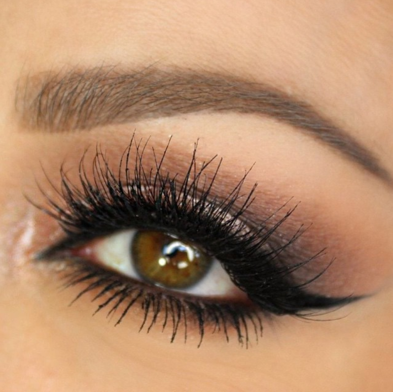 The Ultra Glam And Fluttery Lashes Designed By Dressyourface