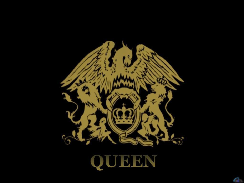 Desktop Wallpapers Queen Logo Transfer En 2019 Fondos De
