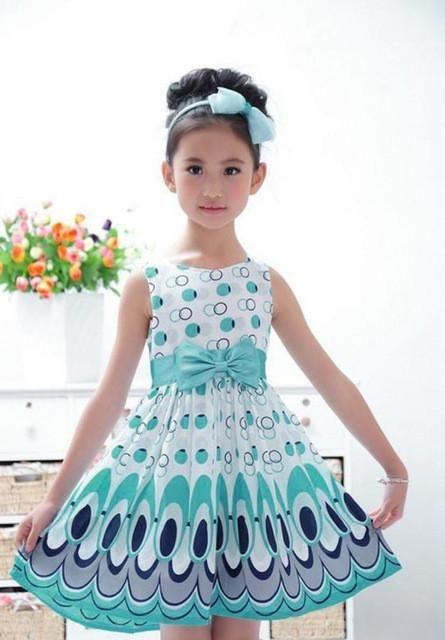 Populäres Kleid für Mädchen - Summer dress | Products | Pinterest ...