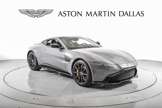 2019 Vantage 2019 Aston Martin Vantage China Gray 7 273 Miles