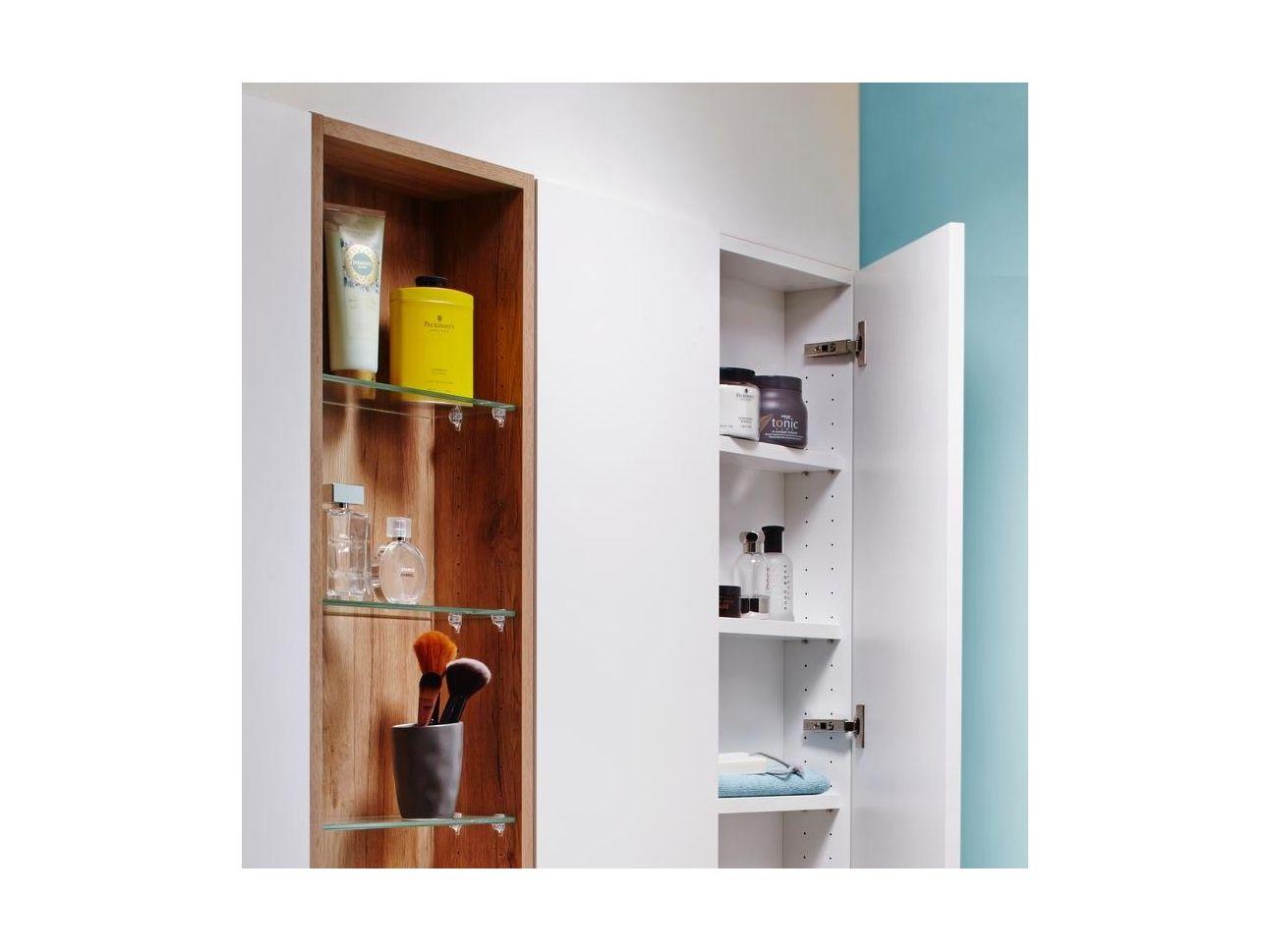 Einbau Spiegelschrank nach Maß mit 3 Türen   BALOS ...