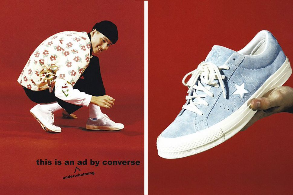 Golf le Fleur x Converse One Star - EU Kicks  Sneaker Magazine 07b6113ef