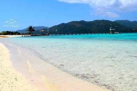 ¿ Que te parecen las playas de Guanaja ?  Guanaja o Isla de lo Pinos fue visitada por Colón en 1502 quien desembarcó en la Playa Del Soldado    Foto de Fabian LLamazares en Graham´s place