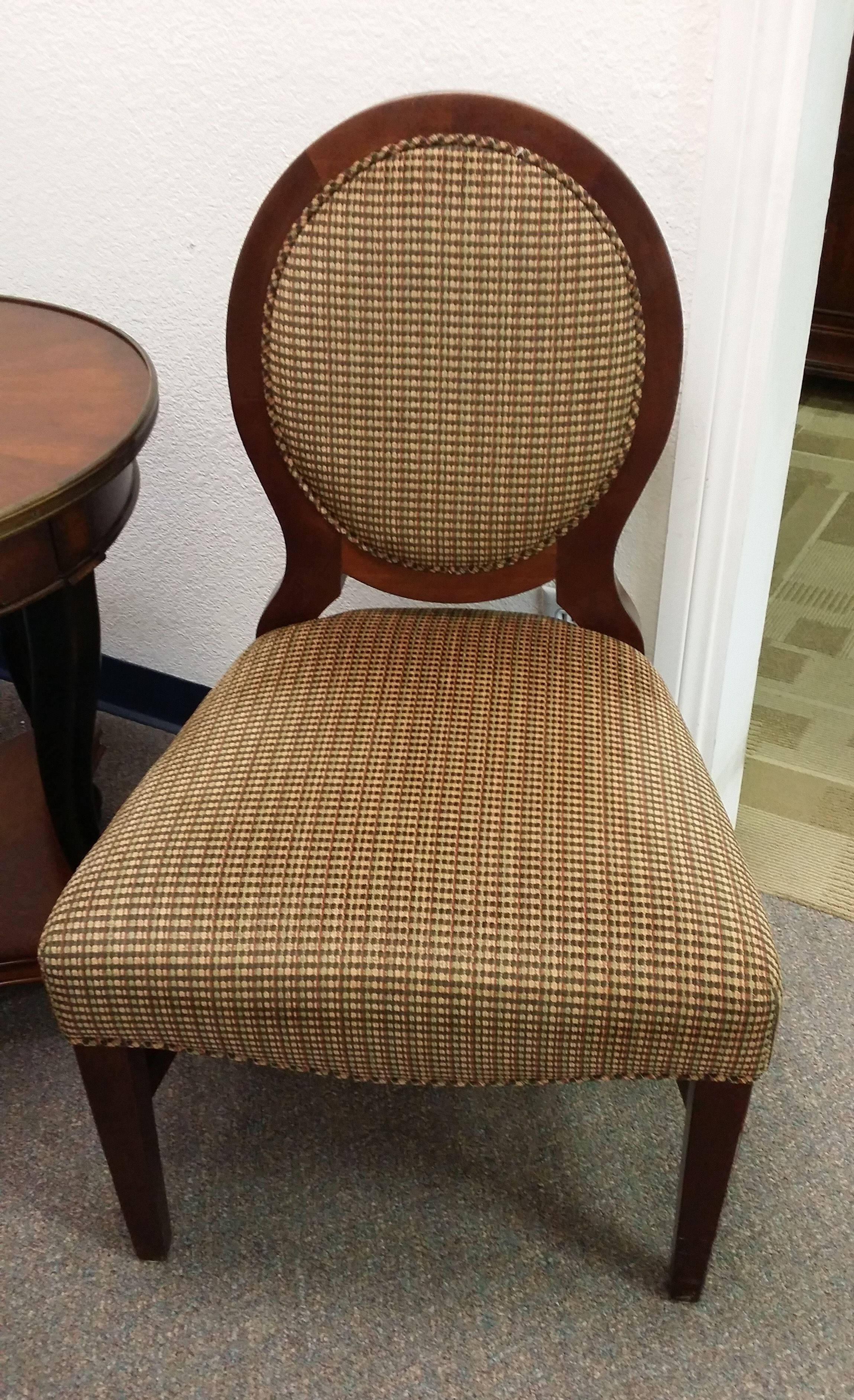 Upholstered chairs from Harrah's Suites $79.00 each