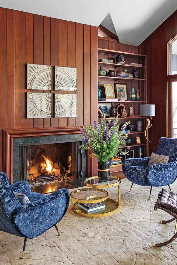 Rooms With Wood Panel Walls: These Stunning Rooms Will Make You Fall In Love With Wood