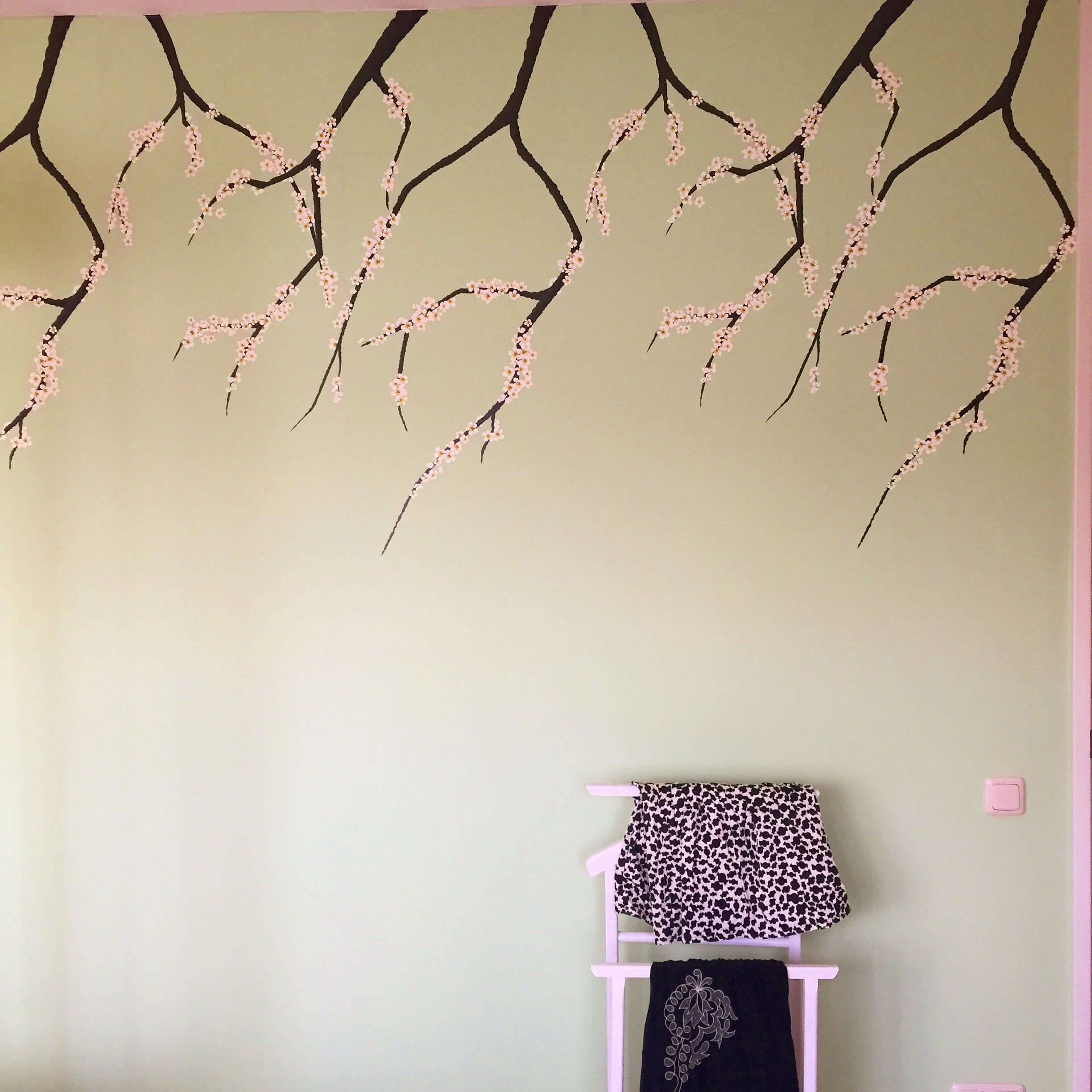 Cherry blossom wallpaper. Available through email Www