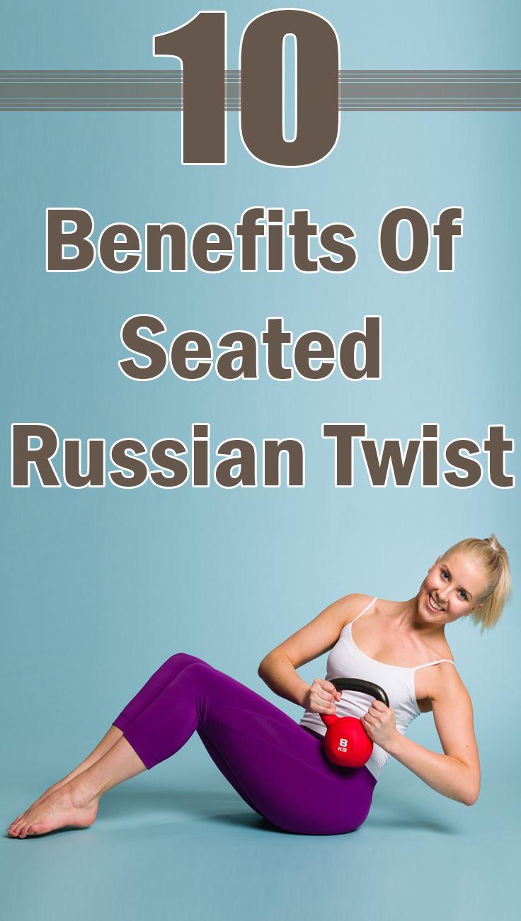10 Amazing Benefits Of Seated Russian Twist