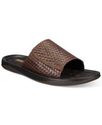 c99105439716 Kenneth Cole Reaction Men s Four-Age Sandals 39.95 Macys
