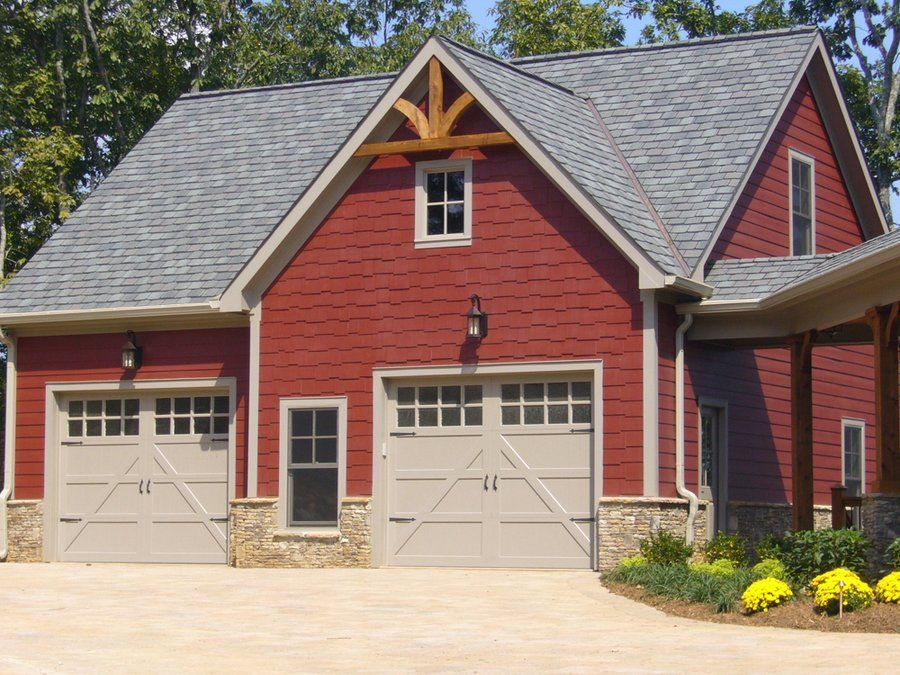 Pole buildings with living quarters rv garage plans for Lofted garage