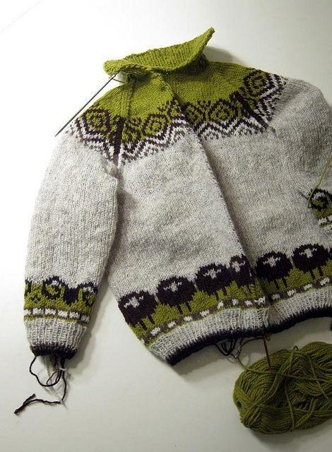 Sheep Knitting A Sweater : Sheep heid pattern by kate davies cute sweaters ravelry