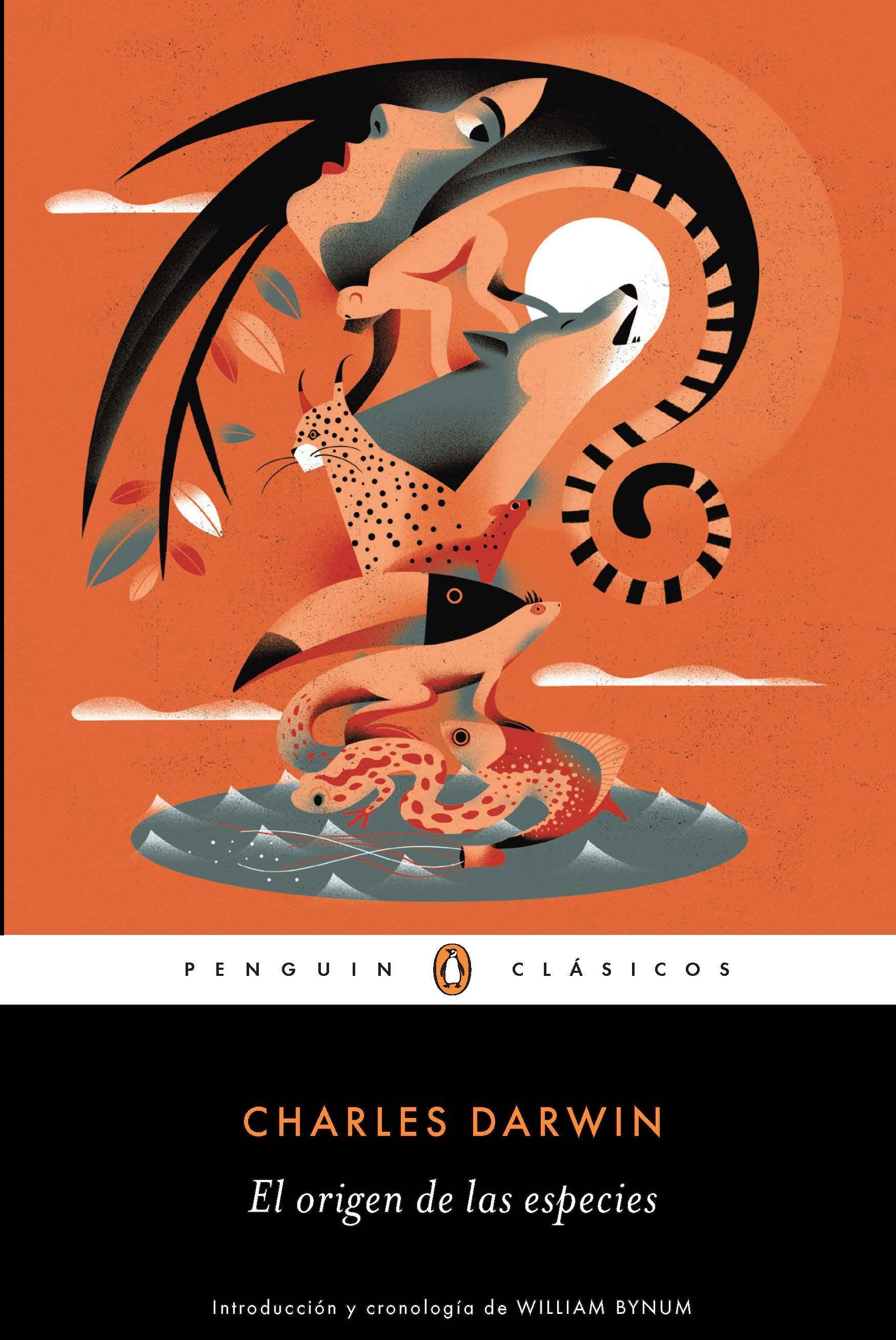 El Origen De Las Especies Charles Darwin Evolucion De Las Especies Dibujos Cute Charles Darwin