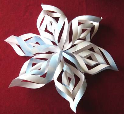 9 Simple Snowflake Crafts For Kids And Adults Styles At Life