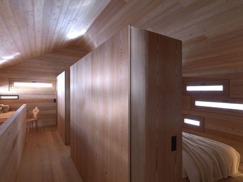 Jagdhaus Tamers by EM2 ARCHITEKTEN 04 Architecture - Cabin