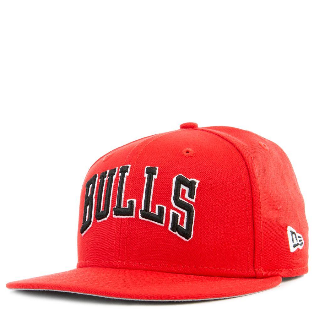 New Era Caps Chicago Bulls Snapback Red Black New Era Cap Black And Red Fur Boots