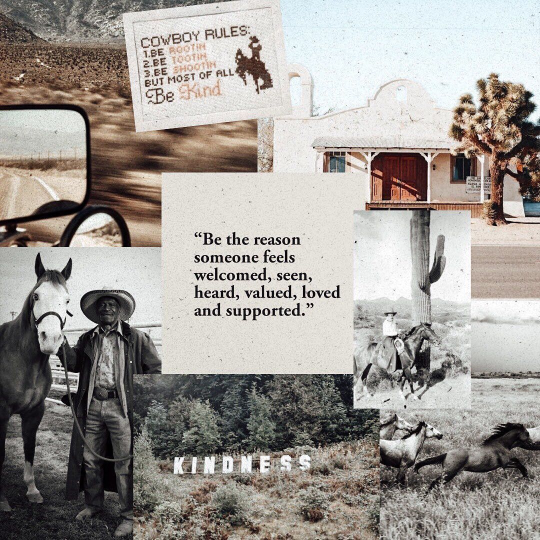 Kristen Carter Designs On Instagram Be Kind Western Photography Country Backgrounds Western Wall Art