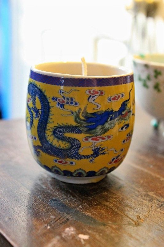 tibetan candle