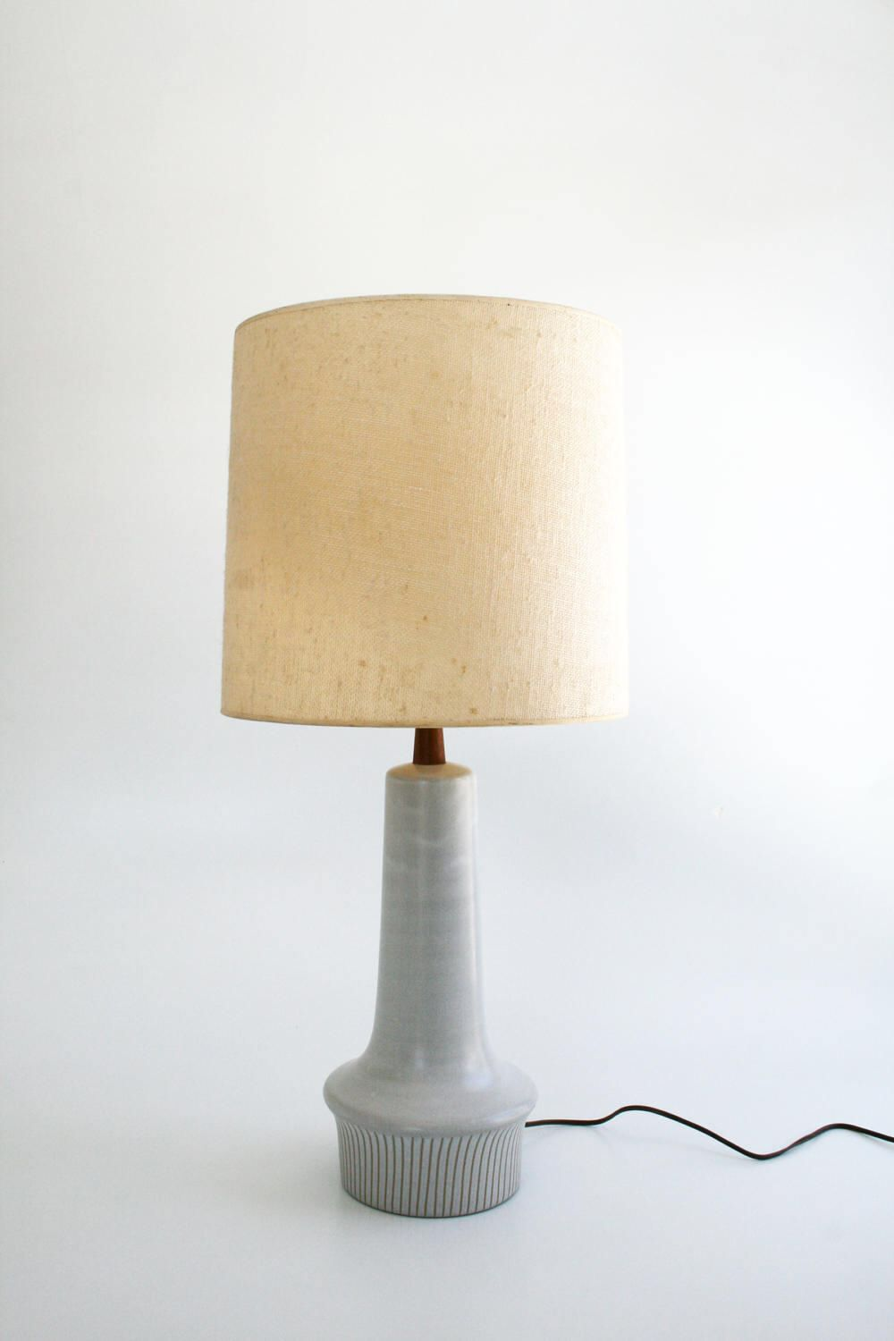 Martz marshall studios pottery table lamp mid century by modocado martz marshall studios pottery table lamp mid century by modocado on etsy https mozeypictures Images