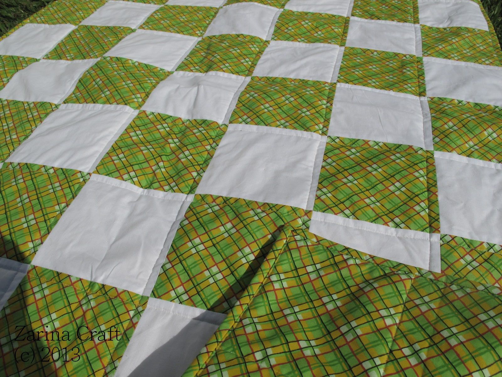 hese baby quilts are made from cotton. They are suitable for ... : how quilts are made - Adamdwight.com