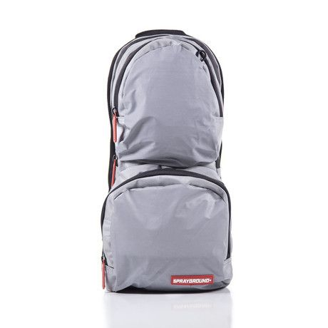 Reflective Silver Hydropack