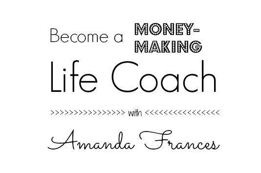 amanda frances life coach