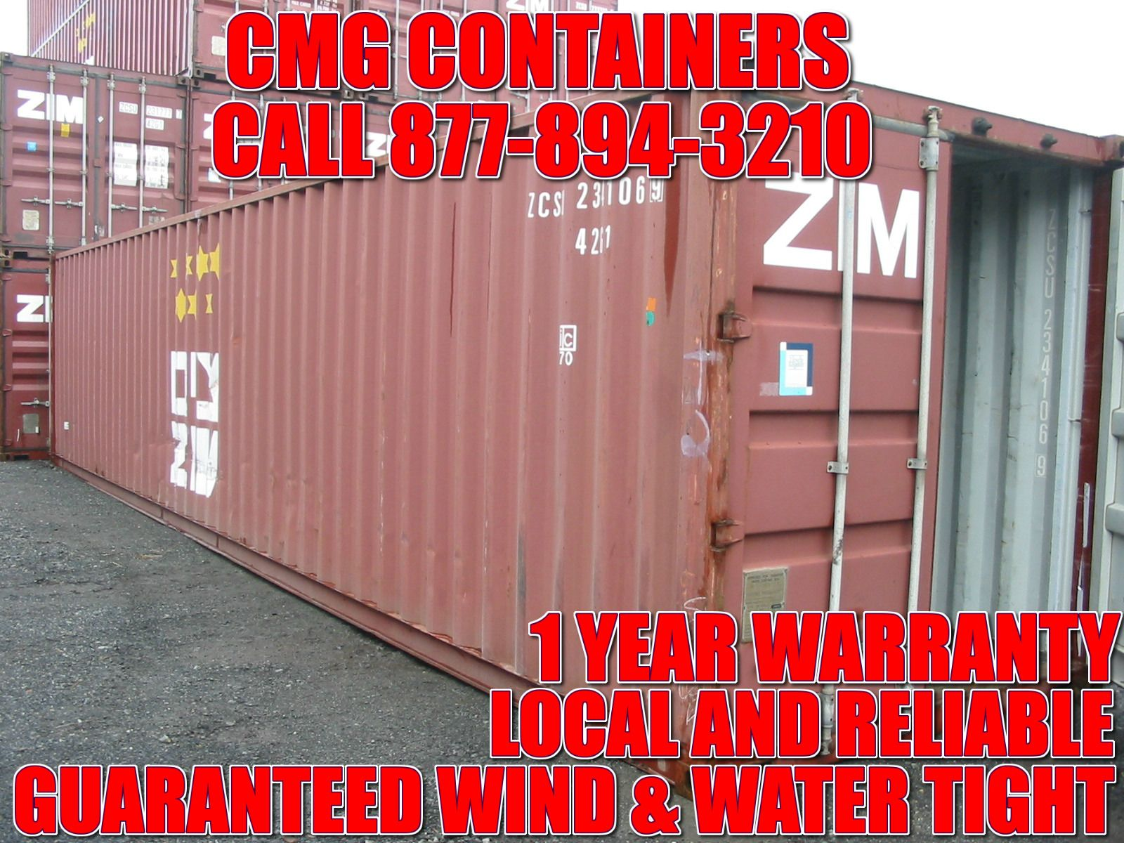 Shipping Container 40 In 2020 Shipping Container Storage Shipping Container Shipping Containers For Sale