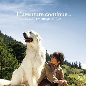 Belle et Sébastien : l'aventure continue : Affiche
