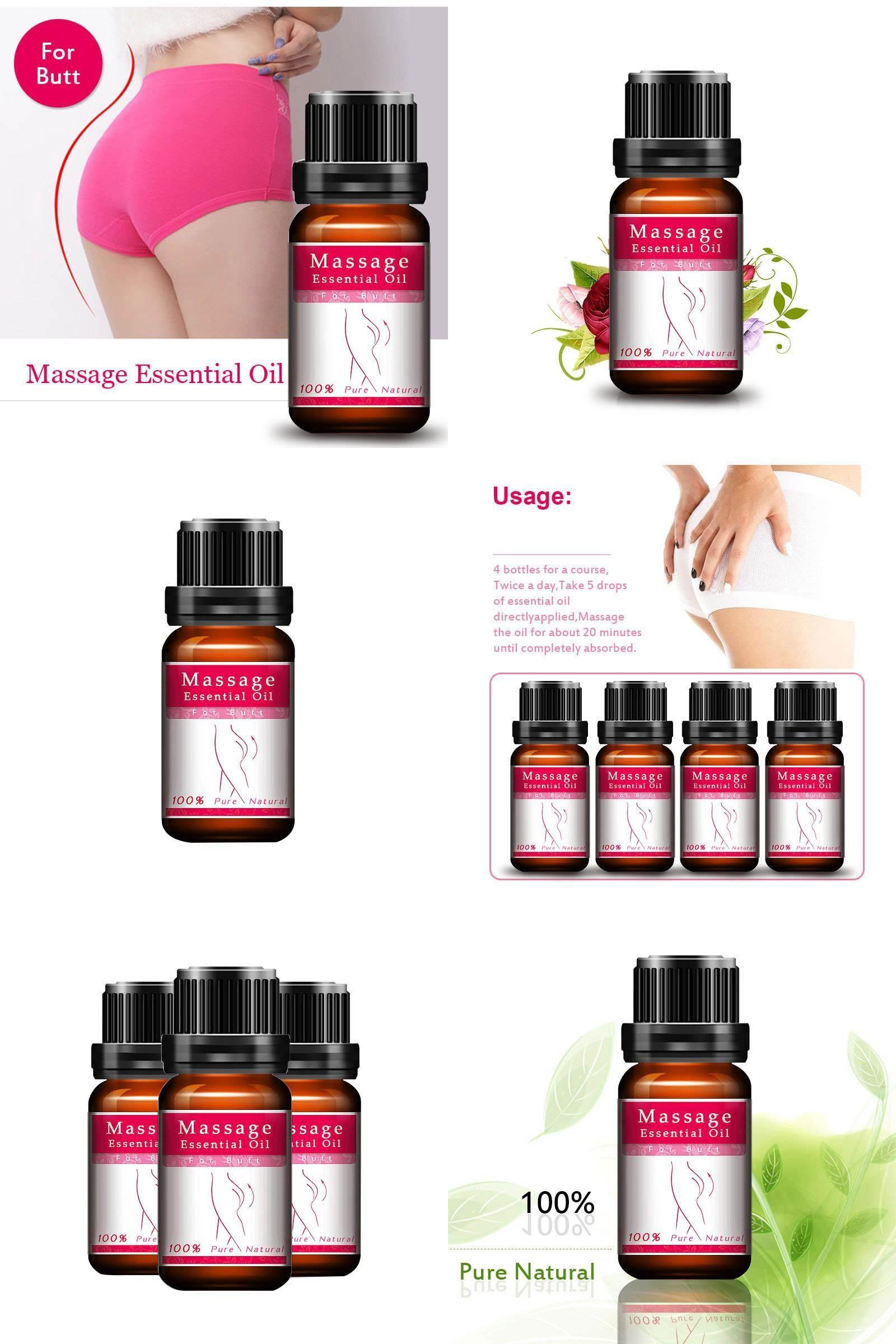 Big ass massage oil