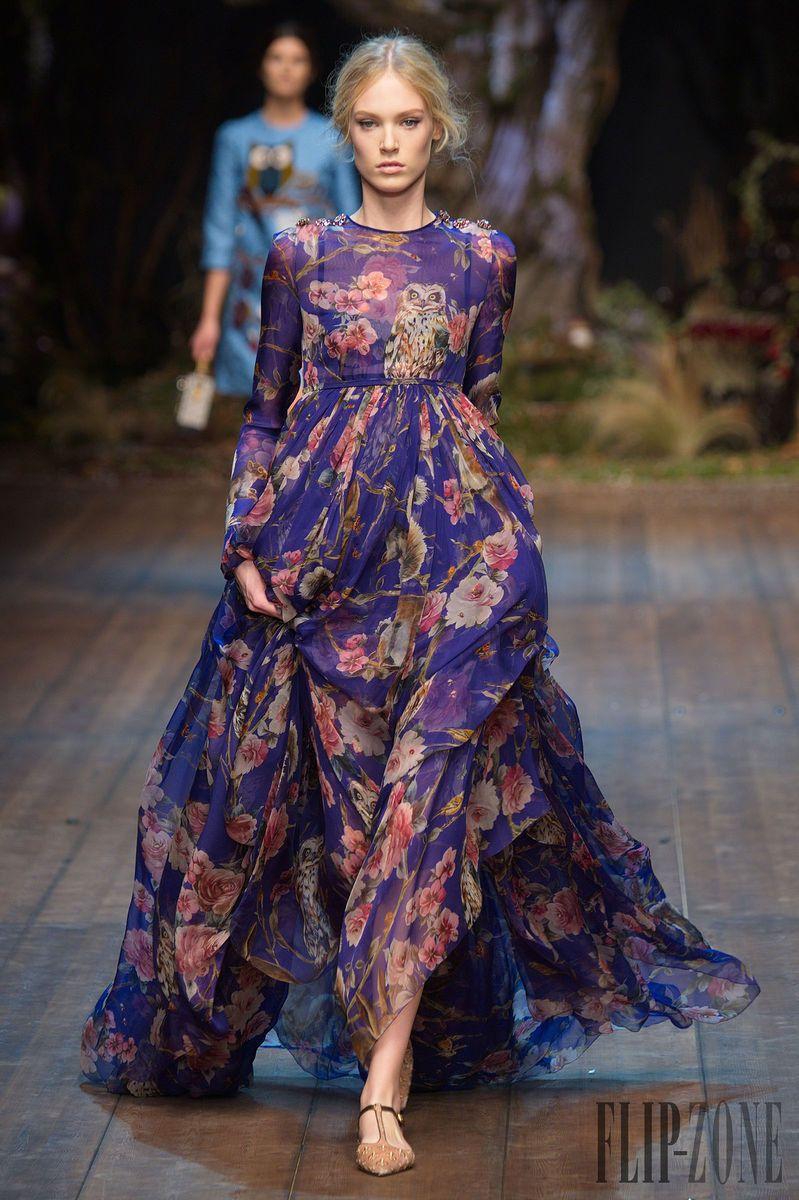 Dolce & Gabbana Fall-winter 2014-2015