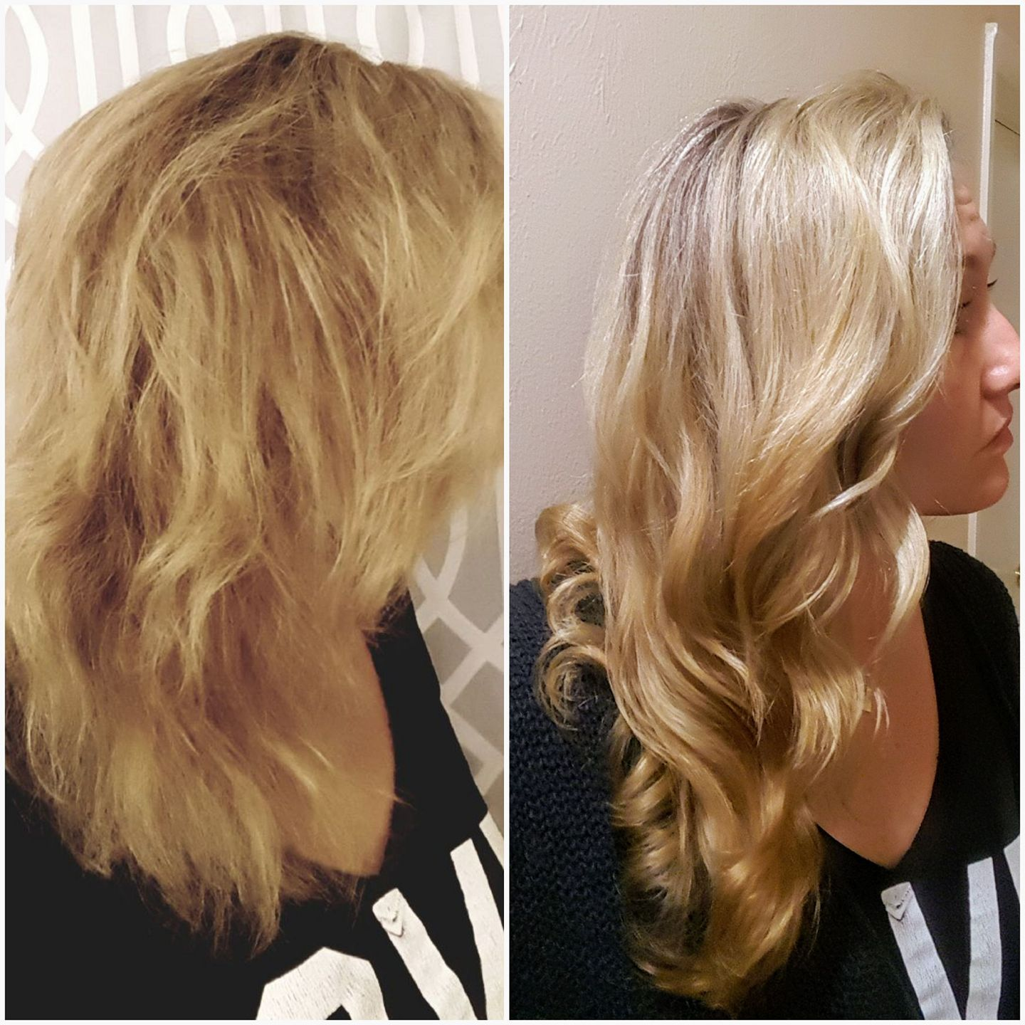 From Testimonial ) results using Monat Hair