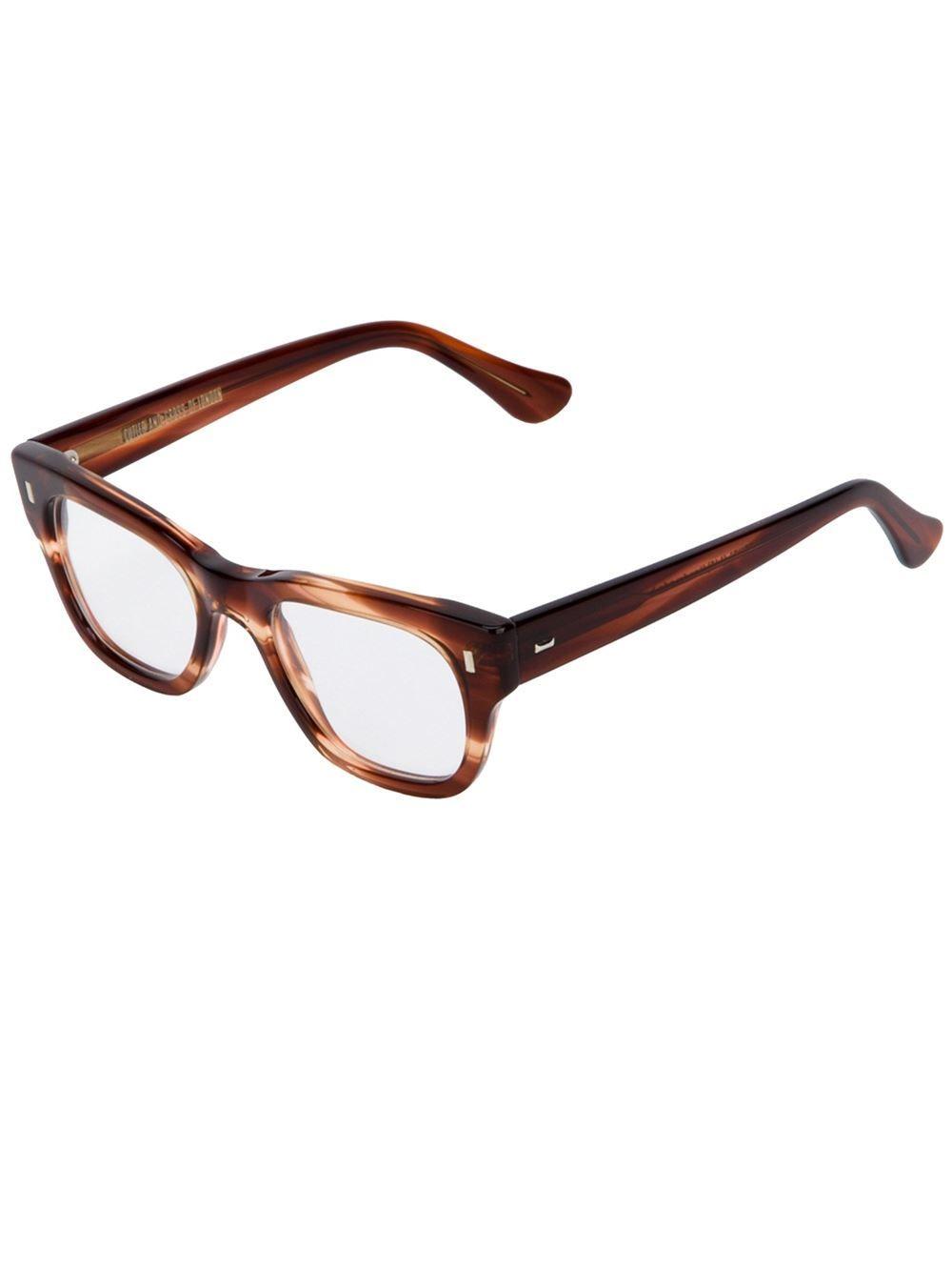 152cf007e1 Cutler   Gross Wayfarer Glasses - Mode De Vue - Farfetch.com