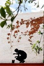 Pejac, de las galerías al arte urbano