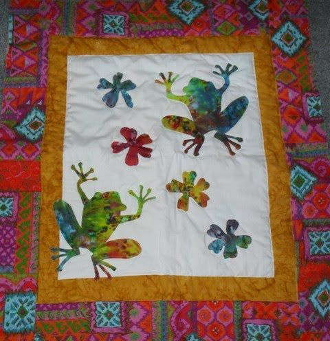 QUILT PATTERNS FROGS | New Pattern Library