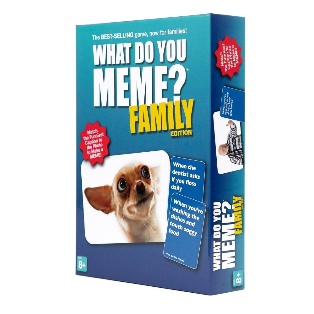 What Do You Meme Family Edition Game Target In 2020 What Do You Meme You Meme Memes