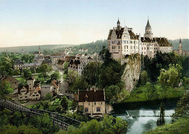 Stunning Old Photographs Of The Fairy Tale Germany In The 1900s Germany Castle Old Photos