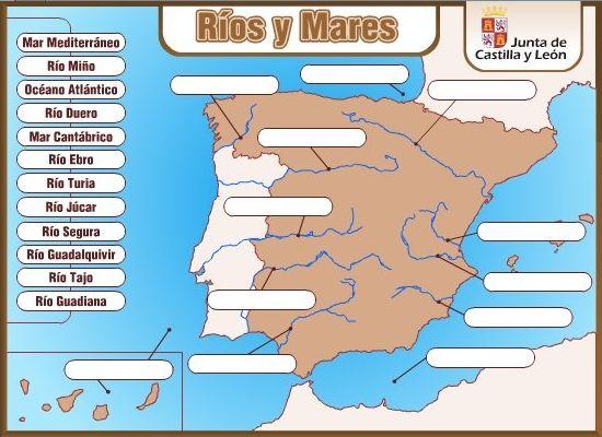 Rios Y Mares Es Una Actividad De La Junta De Castilla Y Leon Que