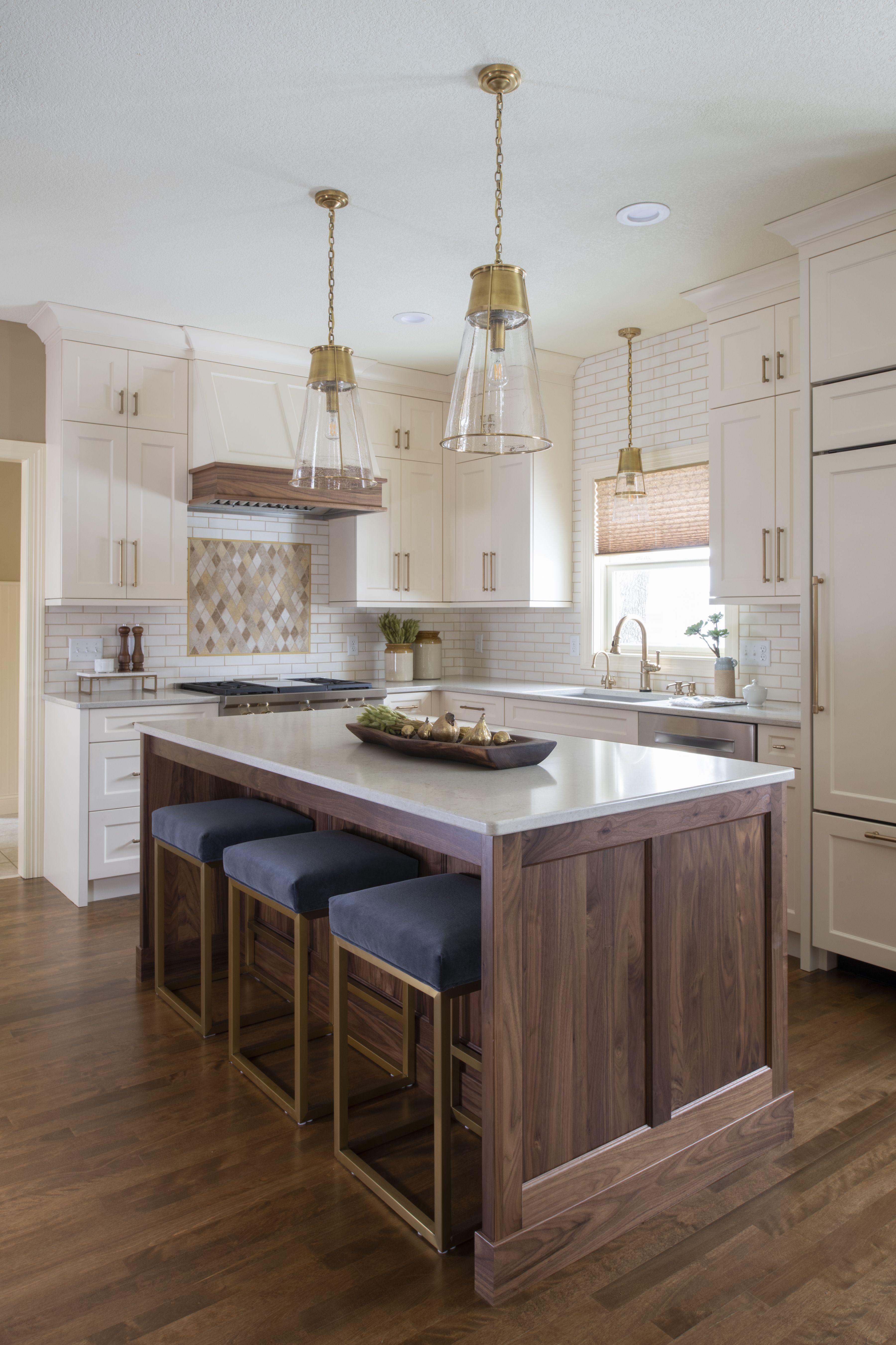 Kitchen Remodel Reveal: Wonderfully Walnut