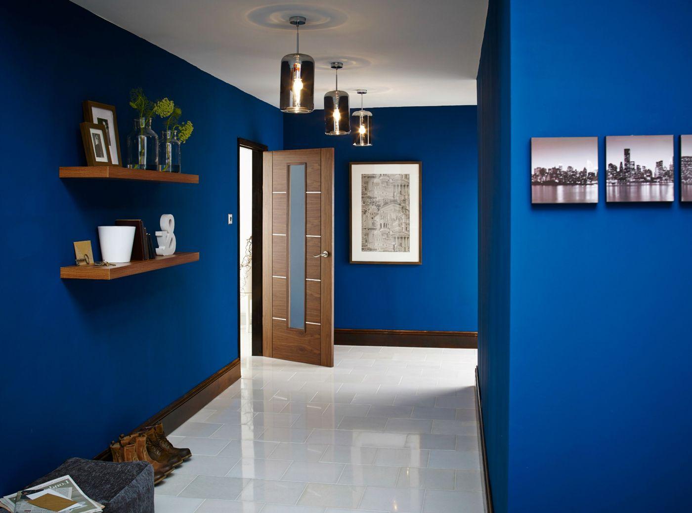 Flur streichen 45 Ideen für stilvolle Wandgestaltung mit