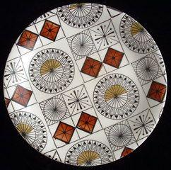 Formes géométriques - Kathie Winkle compass design