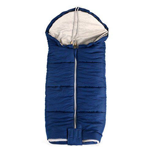 Autumn And Winter New Baby Blanket Thicken Windproof Warm Stroller Sleeping Bag Sac