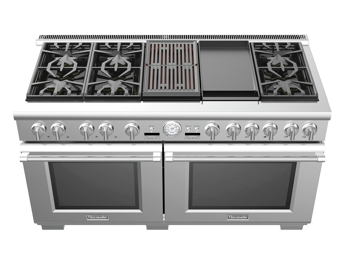 Thermador 60 Inch Range Prd606rcg Thermador Kitchen Apliances Kitchen Stove