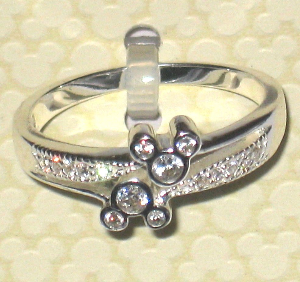 The Muchness Of Disney Proudly Presents Mickey Mouse Icon Ring