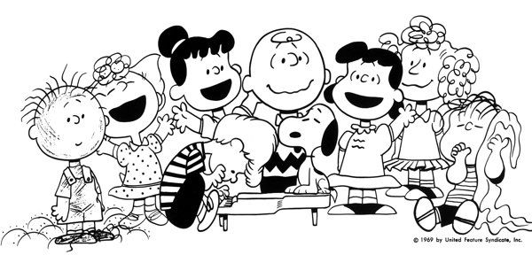 Meet The Voices Behind Your Favorite Peanuts Characters Peanuts Characters Vintage Cartoon Snoopy