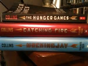 Book Spine Image For The Hunger Games Yahoo Image Search Results Hunger Games Book Spine Hunger Games Books