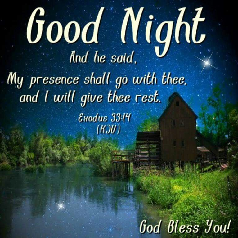 Goodnight God Bless You Pictures Photos And Images For