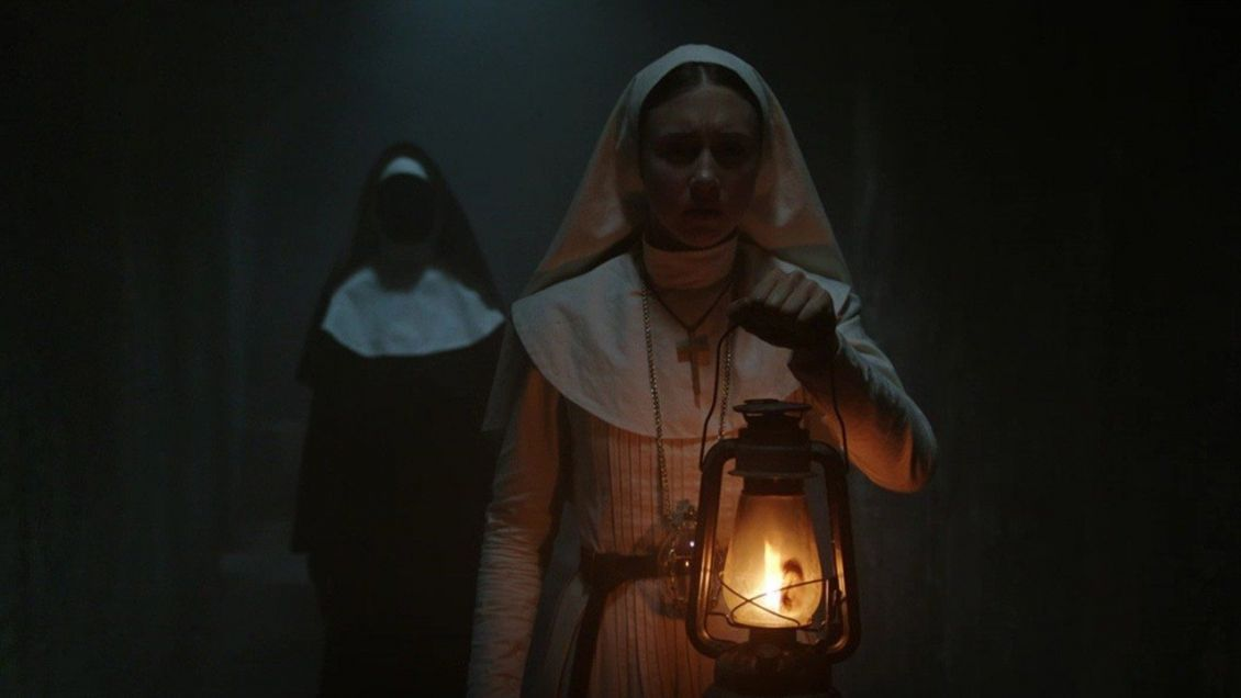 Youtube Obrigado A Retirar Teaser Do Filme The Nun A Freira